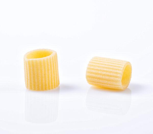 mezze maniche-rigate- Gragnano pasta IGP
