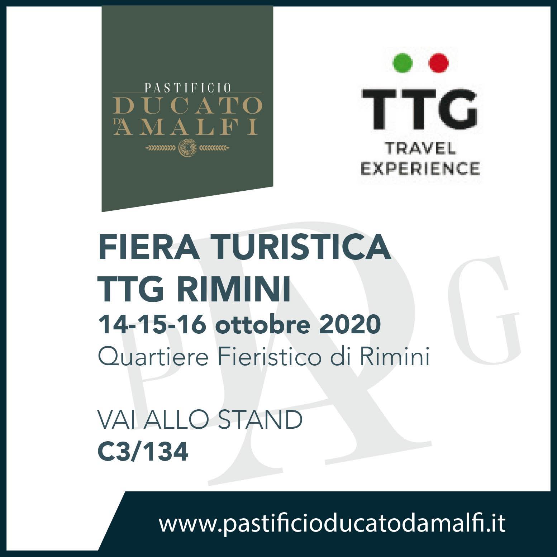 Dal 14 al 16 ottobre saremo al TTG Travel Experience di Rimini